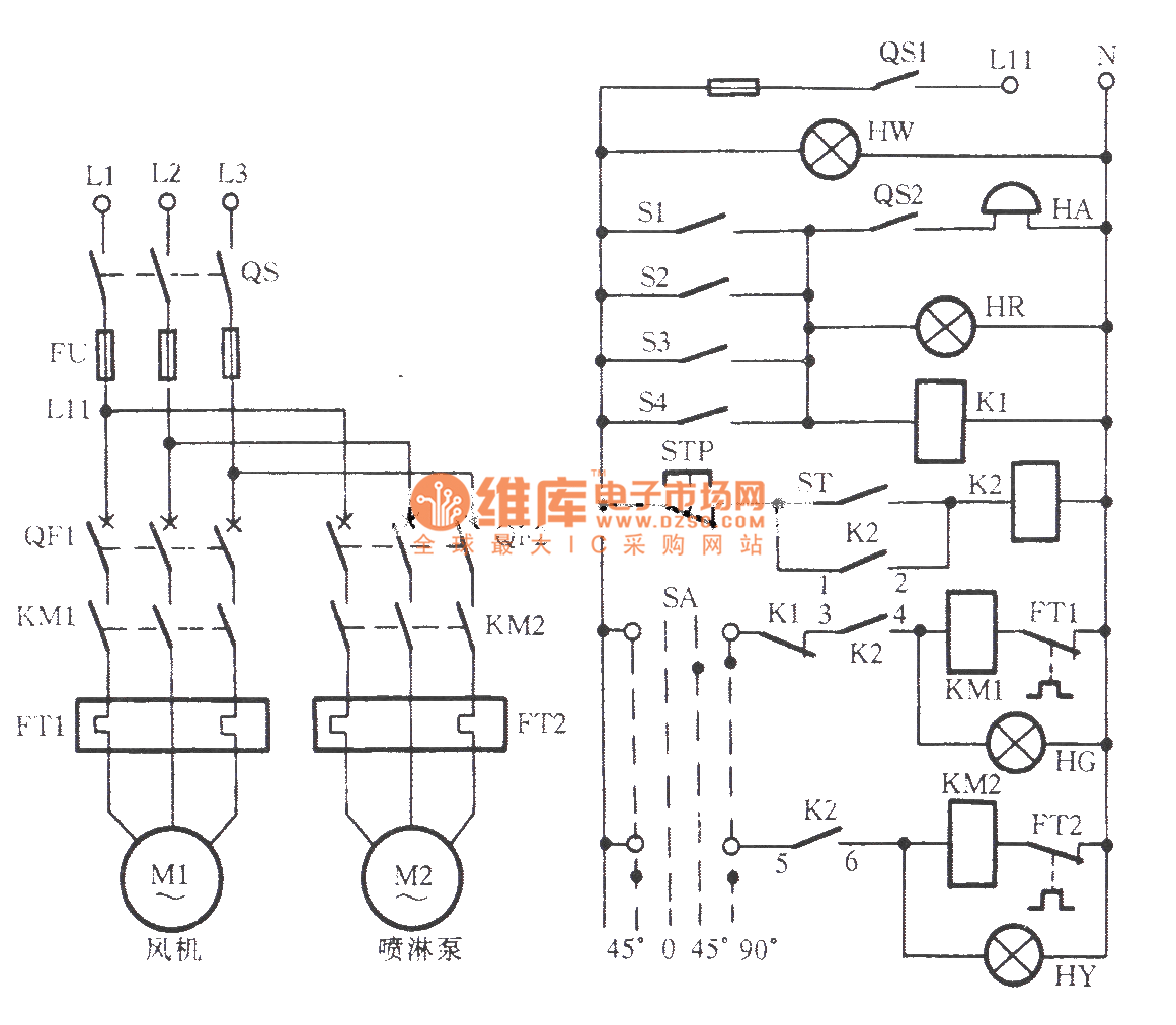smoke damper wiring diagram redarc sbi the fire auto control circuit of air
