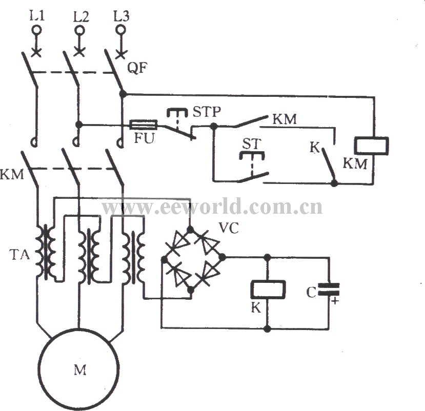Potential Relay Wiring Diagram Kickstart Compressor