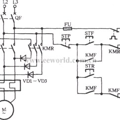 Wye Delta Connection Wiring Diagram Big Stuff 3 Star Circuit With Timer New Era Of Y Three Phase Motor Low Speed Running And Dol Starter