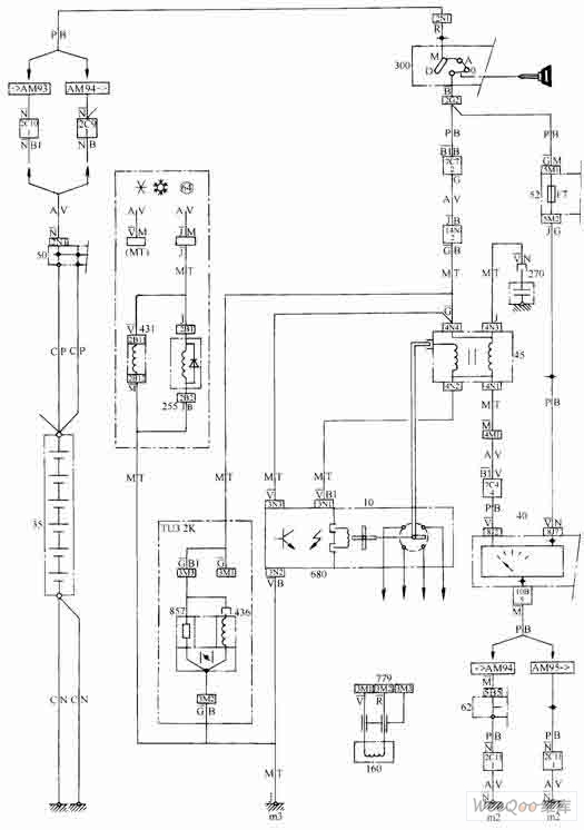 The Fukang engine igniter and relevant electric element