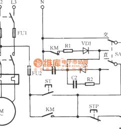 ac contactor power saving noiseless operation circuit [ 1064 x 756 Pixel ]