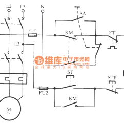 Home Power Saver Circuit Diagram Warn Winch Wiring For Atv Ac Contactor Saving Noiseless Operation 3