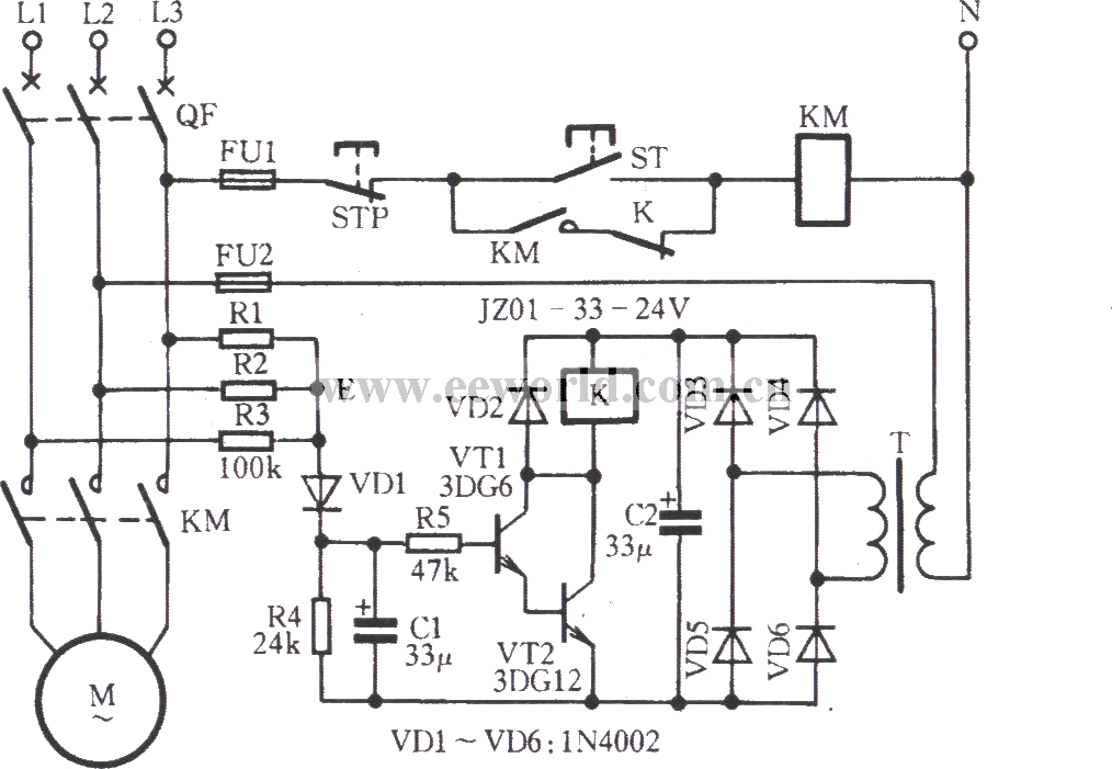 Phase Protection Relay Wiring Diagram : 37 Wiring Diagram