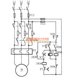 3 phase motor starter relay wiring diagramt [ 869 x 905 Pixel ]