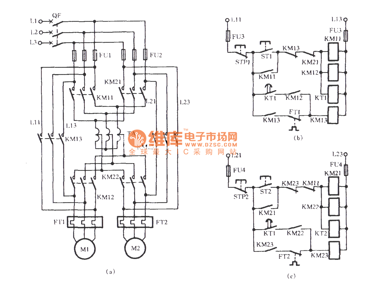 auto transformer wiring diagram micro usb ladestation schematic motor control library 3 phase two motors starting