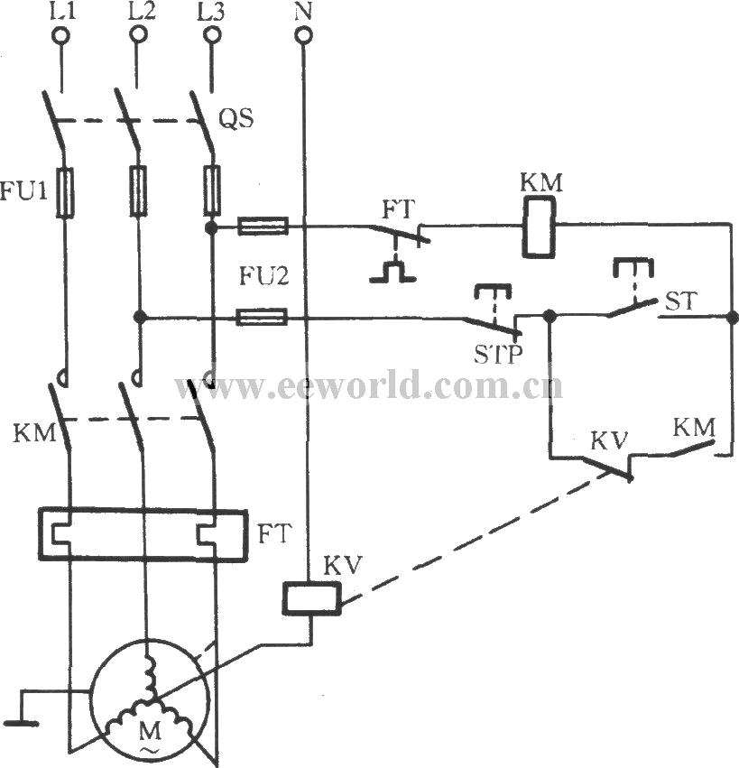 motor ptc wiring diagram