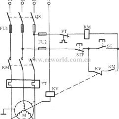 Motor Winding Thermistor Wiring Diagram Evinrude Ignition Switch 3 Phase Somurich Com The Neutral Point Voltage Open Relay Protection