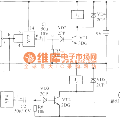 Home Power Saver Circuit Diagram Wells Cargo Trailer Wiring Light Control Energy Saving Lamp 1 Led And