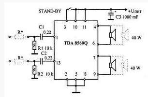 Single Subwoofer Wiring Diagram 2 Ohm Channel