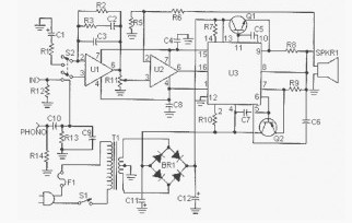 Simple Active Crossover Circuit, Simple, Free Engine Image