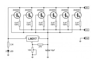 24v To 12v Converter Wiring Diagram : 35 Wiring Diagram