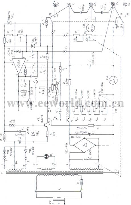 automatic pulse charger circuit1 powersupplycircuit circuit