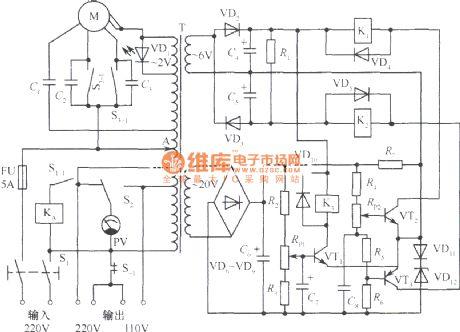 1000W Automatic voltage regulating AC regulated voltage