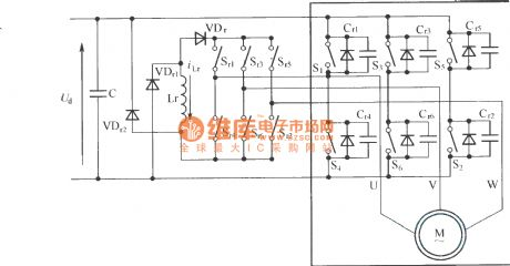 ZVT-PWM three phase variable frequency power source main