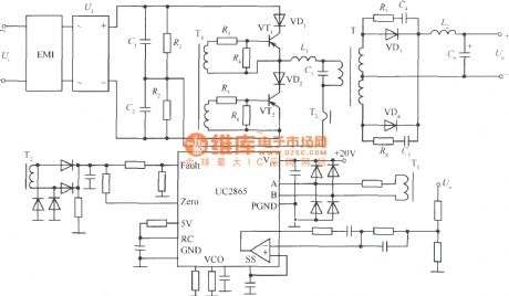 Ac Dc Switching Power Adapter DC 5V Adapter Wiring Diagram
