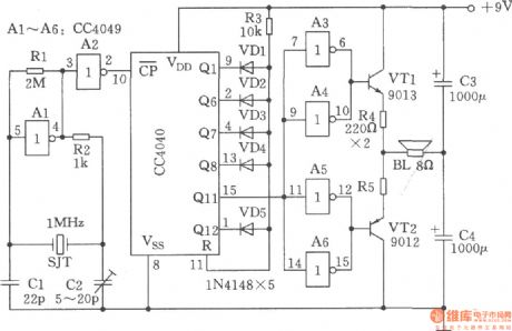 Common Collector Circuit Diagram Common Collector