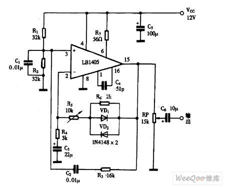 Tba800 amplifier