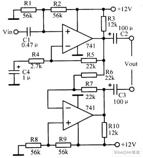 Utilitymixer Mixer Audiocircuit Circuit Diagram Seekiccom