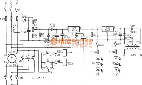 Electricity Saver Circuit Diagram Circuit And Schematics Diagram