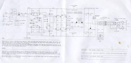 Amplifier Circuit Diagrams 1000w Index 42 Amplifier Circuit Circuit Diagram Seekic Com