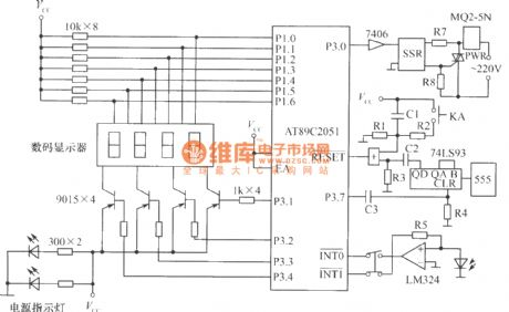Program Counter Diagram Microcontroller Diagram wiring