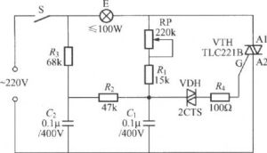 Index 23  LED and Light Circuit  Circuit Diagram  SeekIC