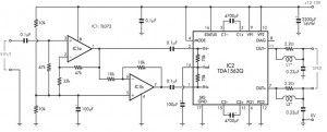 36 Watt Audio Power Amplifier based on TDA1562Q