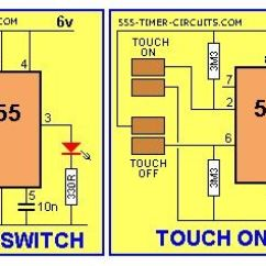 3 Position Toggle Switch On Off Wiring Diagram Sump Pump Control Panel Touch And On-off Circuit - Basic_circuit Seekic.com