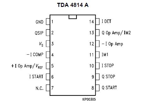 TDA 4814 Selling Leads, Price trend, TDA 4814 DataSheet
