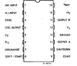 SG2525AP, US $ .47-.55 , STMicroelectronics, SG2525AP