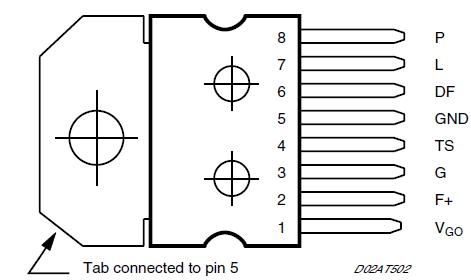 L9473J, US $ 2.18-3 , STMicroelectronics, L9473J DataSheet