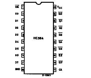 4 Bit Counter Pin Diagram ICS Diagram Wiring Diagram ~ Odicis