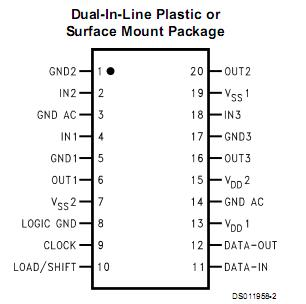 Daisy Chain Power Supply AC Power Supply Wiring Diagram