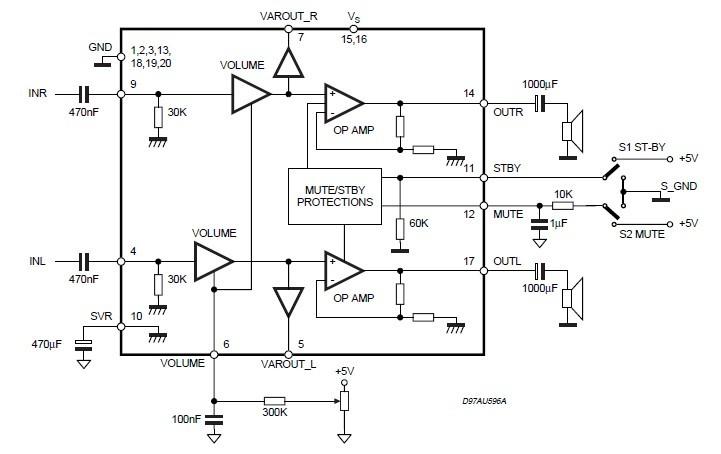 TDA7496LK Original supply, US $ 0.94-1.25 , [UTC] Unisonic