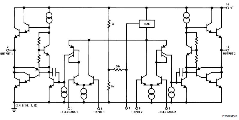 LM1877N-9 China (Mainland) Integrated Circuits