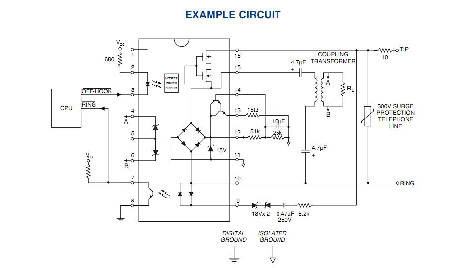 solid state relay ic