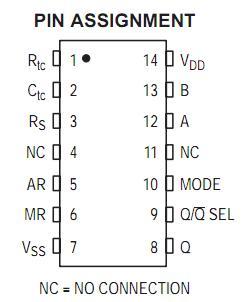 MC14541BCP China (Mainland) Integrated Circuits