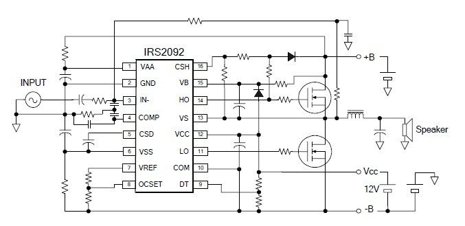 audio and home theater systems block diagram electronic products