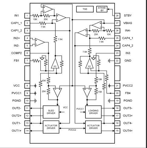Cd Player Block Diagram CD Player Installation Wiring