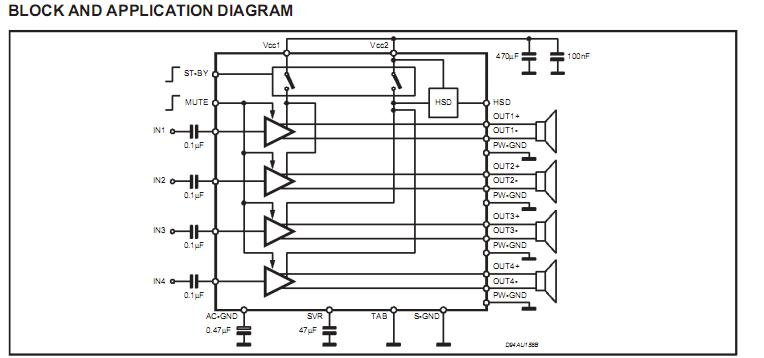 TDA7560 Original supply, US $ 2.30-2.50 , Integrated