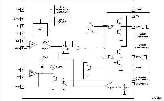UC3846N Original supply, US $ 0.30-0.50 , Logic ICs, [TI