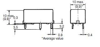 4 Pin Omron Relay Fujitsu Relays wiring diagram ~ ODICIS.ORG