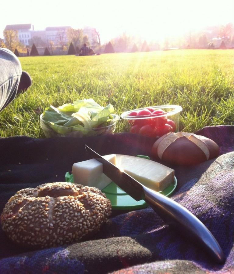 Augarten picnic