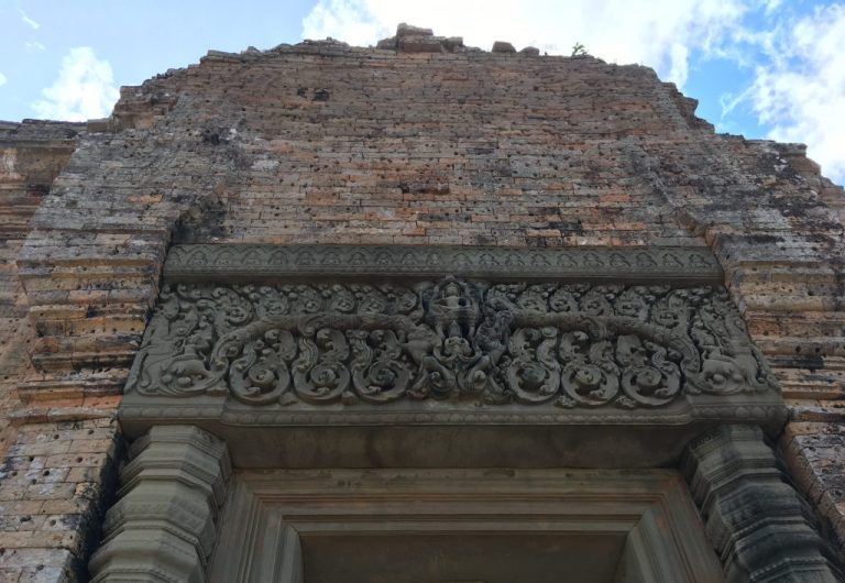 Pre Rup carvings