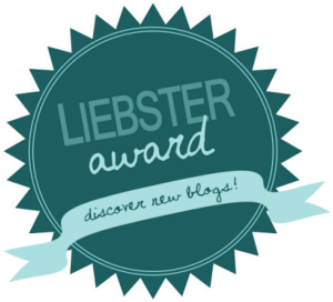 Liebster Award: My Acceptance and Nominations