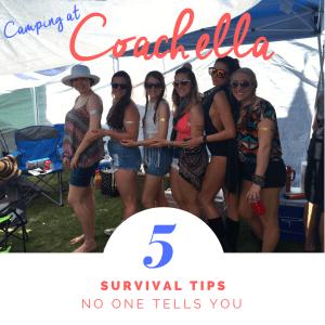 5 secret tips on camping at coachella