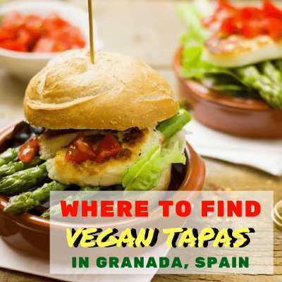Where to Find Vegan Tapas in Granada, Spain