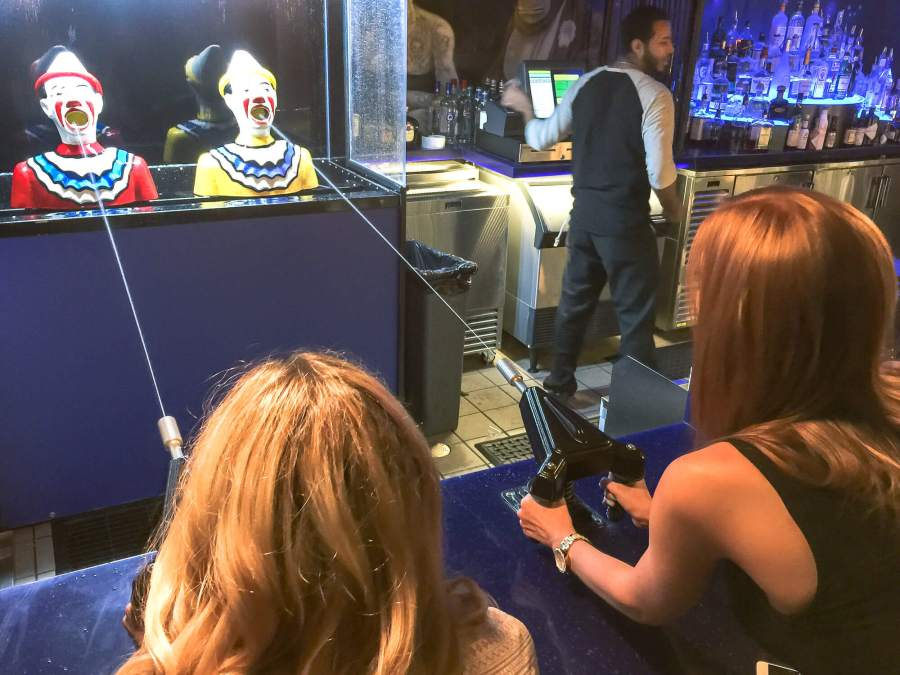 goldspike bar is the best bar in Las Vegas for single young adults
