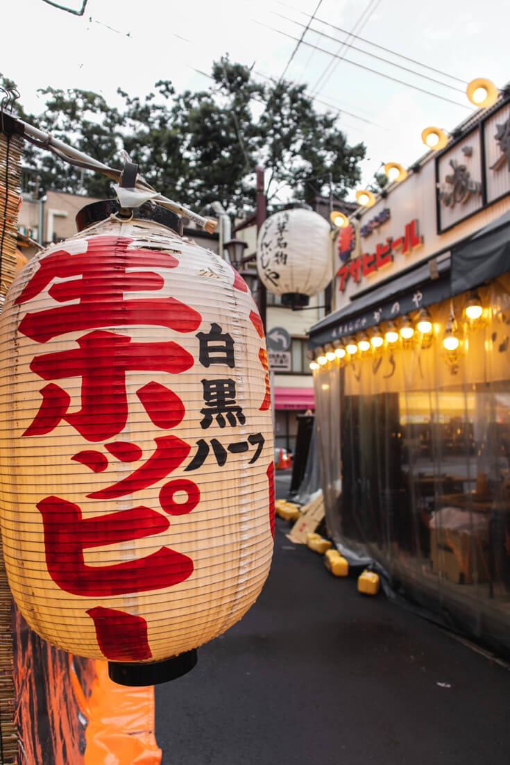 one week in tokyo bucket list