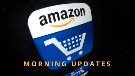 $AMZN reportedly launching a delivery service for businesses $FDX , $UPS shares slide | $AOI, $NVDA, $BA, $EXPE, $BABA, $FB